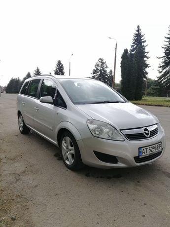 Opel Zafira 1.7tdi