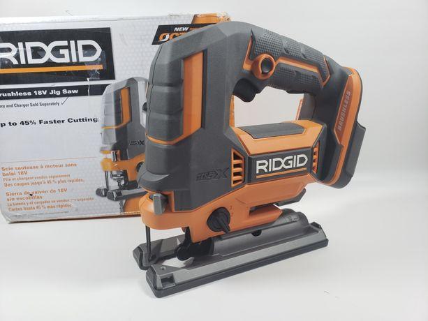 Ridgid (AEG) R8832 18V Аккумуляторный бесщеточный лобзик, пила