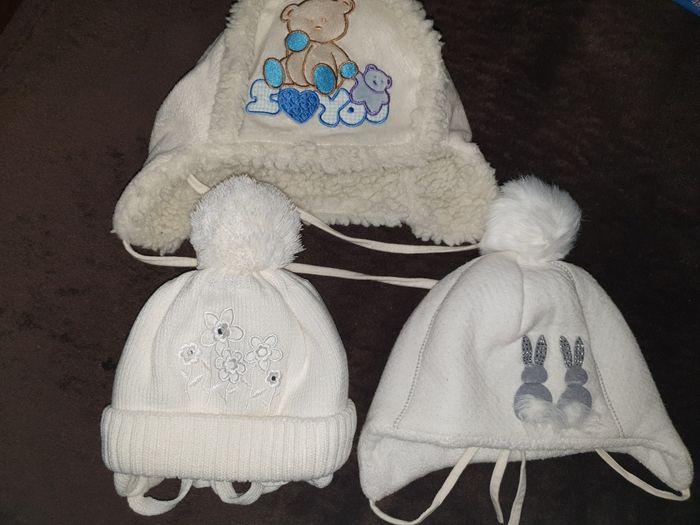 Шапочка Шапка зимняя зимние шапочки размер 36-44 Одесса - изображение 1