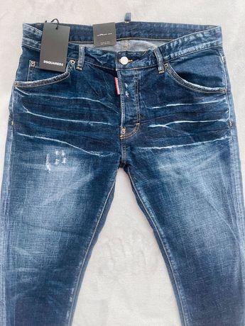 Spodnie Dsquared -Slim Fit- Oryginał