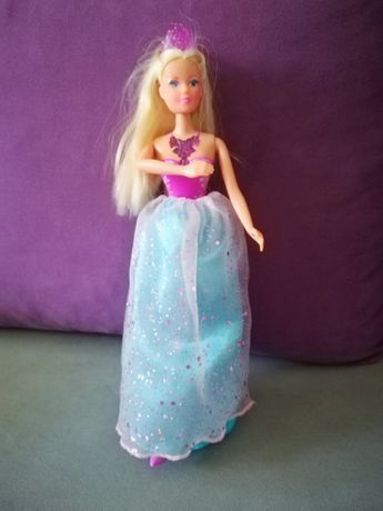 Lalka Barbie świecąca