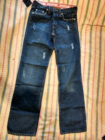 Мужскте новые джинсы