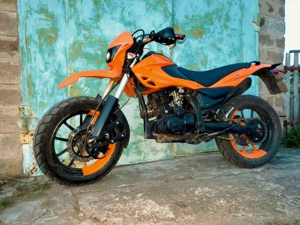 Мотард (супермото) мотоцикл повышенной проходимости
