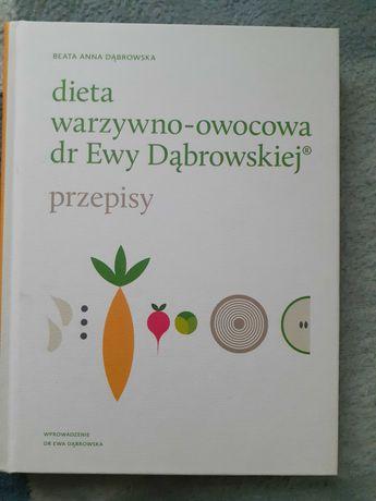 Dieta warzywno - owocowa dr Ewy Dąbrowskiej - przepisy