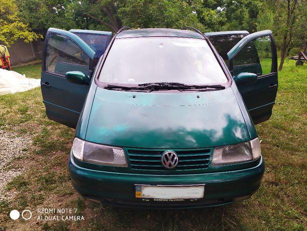 Продам авто Volkswagen Sharan 1997