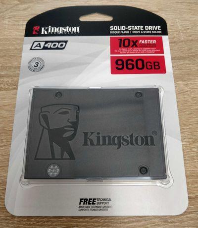 """Накопитель SSD 960GB Kingston SSDNow A400 2.5"""" SATAIII"""