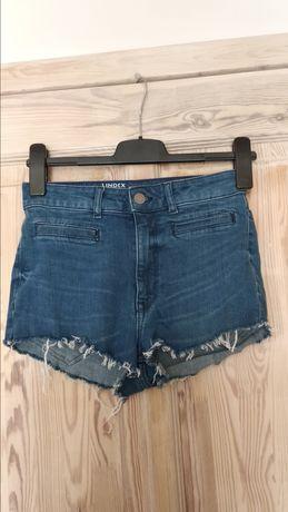 Jeansowe spodenki rozmiar 36