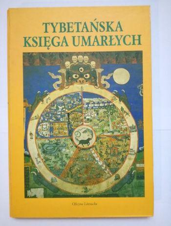 Tybetańska Księga Umarłych Unikat