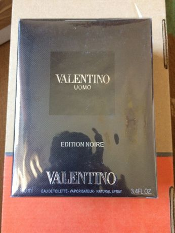 valentino uomo edition noire 100 ml