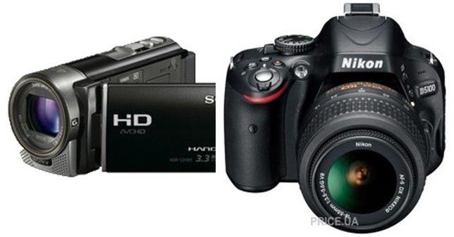 Ремонт фотоаппаратов, видеокамер, видео регистраторов.