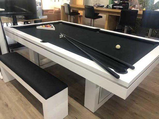 Mesa snooker/Ping Pong