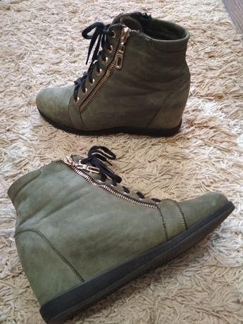 Ботинки женские в наличии