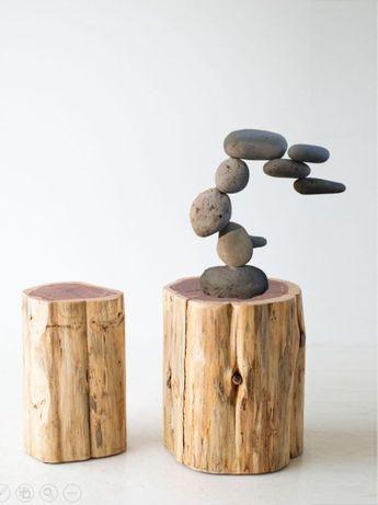 Esculturade Pedra - LEVITATION STONE