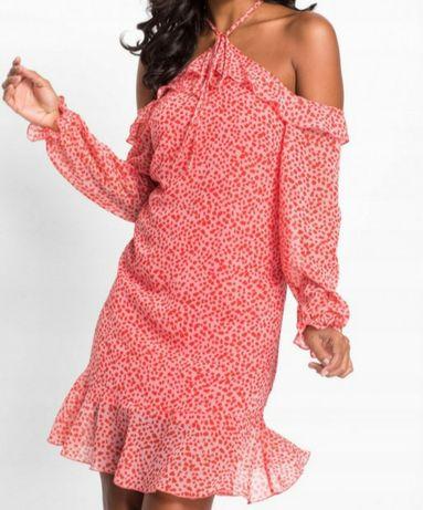 Nowa sukienka hiszpanka 44