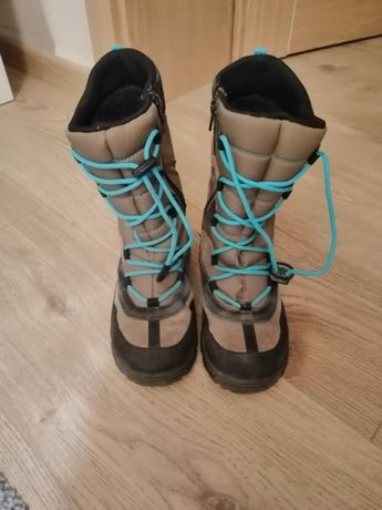 Buty zimowe chłopięce śniegowce roz. 31