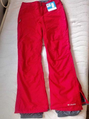 Damskie spodnie narciarskie Columbia. Nowe!