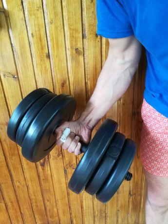 Гантелі 21 кг/2 шт, Гантелі розборные 21 кг, Без передоплати .Жміть