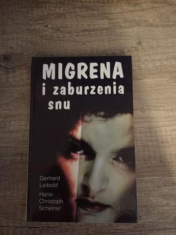 Książka Migrena i zaburzenia snu