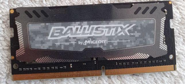 Memória BLS16G4S240FSD Ballistix Sport LT 2400 MHz 16GB DDR4 semi-nova