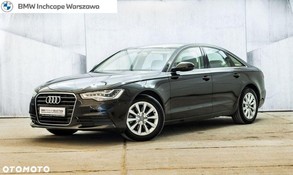 Audi A6 Audi A6 C7 180KM | Reflektory LED Czujniki PDC Audi Drive Select | Warszawa - image 1