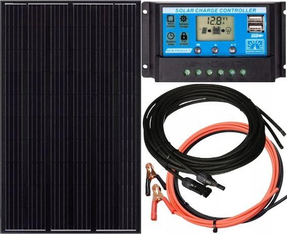 Panel słoneczny Zestaw solarny 320W REGULATOR