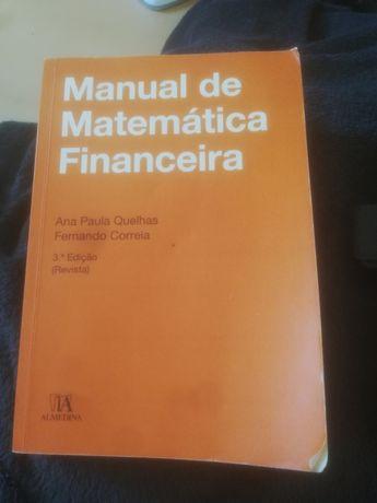 Manual de Matemática FinanceiraLIVRO  (3ª Edição revista)