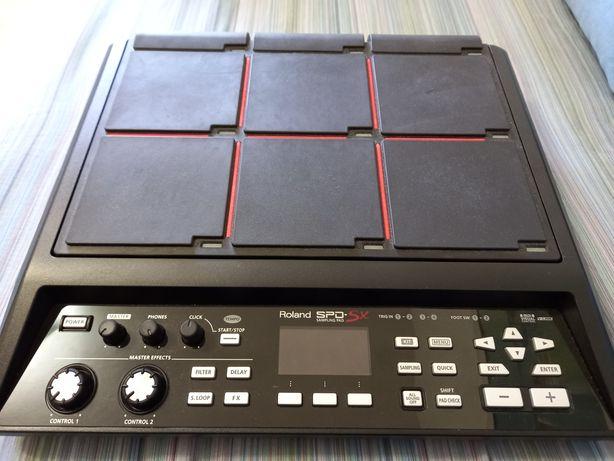 Roland Spd-Sx Yamaha