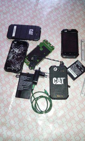 Części Cat B15, B15Q i Cat S30