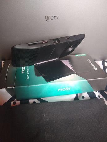 Motorola Moto projektor insta share