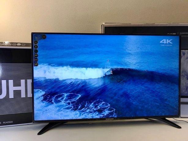 Телевизор 42 дюйма Samsung SMART-TV ultra HD Телевізор Самсунг Плазма