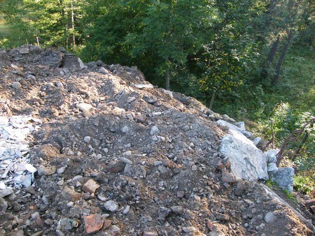 Ziemia, pospółka, piasek, żwir itp-miejsce darmowego zagospodarowania