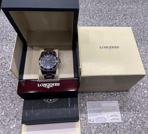 Продам Longines Hydro Conquest L3.841.4