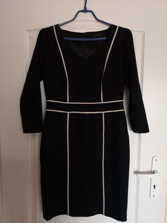 Sukienka czarna wizytowa Tatuum rozm 38