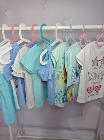 Футболка на дівчинку/футболка на девочку/шорти на дівчинку