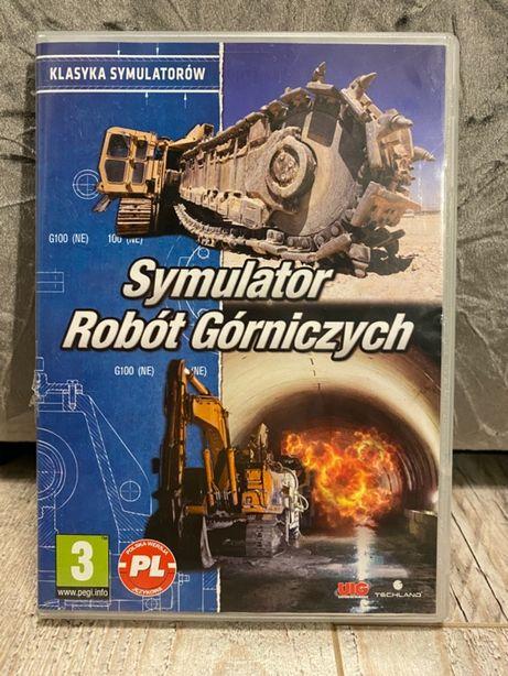 Symulator Robót Górniczych - gra PC - płyta + karta startowa