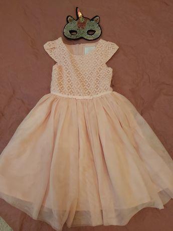 Sukienka elegancka 116 cm