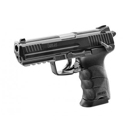 Pistolet wiatrówka H&K Heckler&Koch HK45 4,5 mm BB CO2