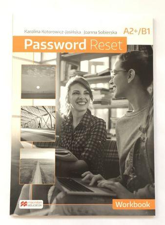 Password Reset A2+/B1 - ćwiczenia