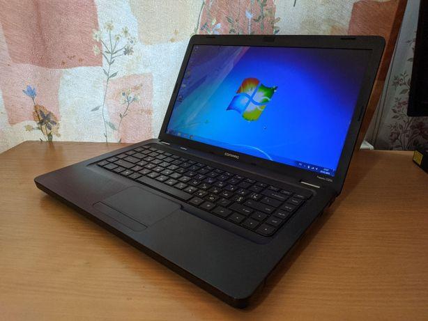 HP Compaq CQ56 / 4 ядра 2.0 GHz / AMD/DDR3 /HDD 250 GB /Батарея 1 час