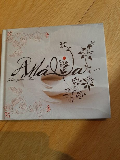 CD Amalia Rodrigues Fados poemas e flores