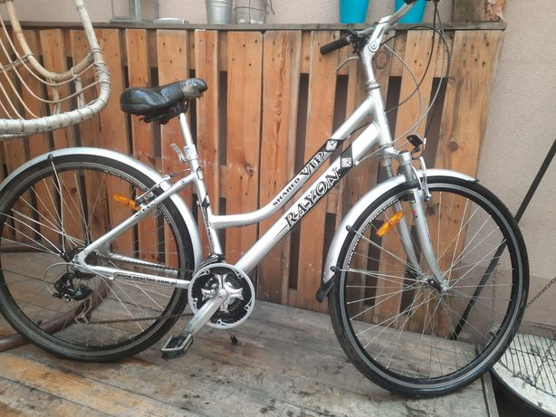 Shared VIP Rayon super rower miejski