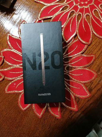 Samsung Galaxy Note 20 5G 256GB NOWY!
