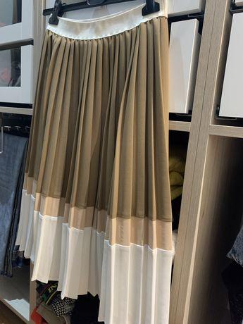 Spodnica plisowana rozmiar S