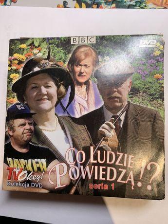 co ludzie powiedzą serial brytyjski CD zestaw