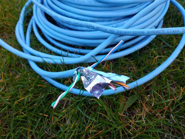 Kabel internetowy LAN  car 6a w cenie wysyłka