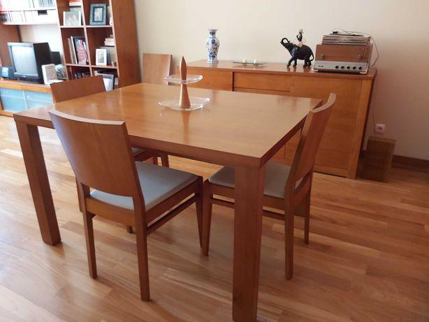 Mobília de sala de jantar Cerne