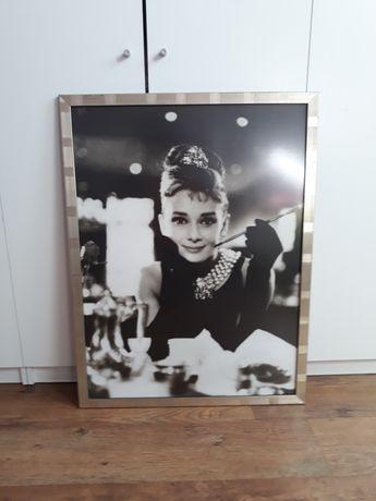 Obraz czarno biały 60x90