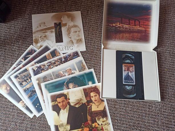 Unikatowa kaseta VHS Titanic