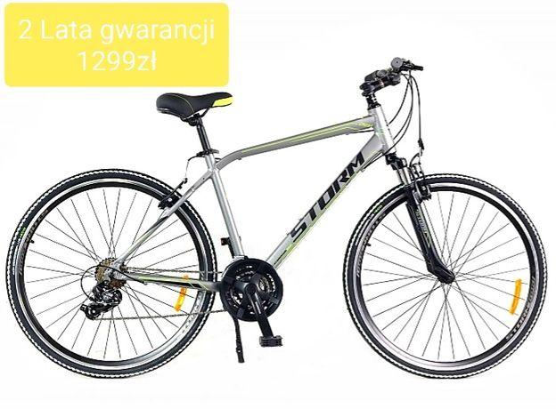 "Rower Nowy Cross 28"" lub 29"" Alu Shimano Raty"