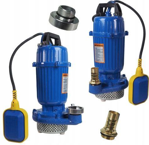 Pompa do wody czystej brudnej z pływakiem 2650W